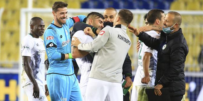 Konyaspor'da Sehic formasına kavuşuyor