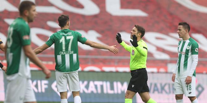 Konyaspor-Fenerbahçe maçının hakemi!