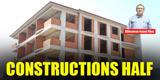 Constructions half