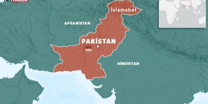 Pakistan'da patlama: 5 ölü, 2 yaralı