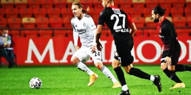 Beşiktaş - Gaziantep FK! Muhtemel 11'ler
