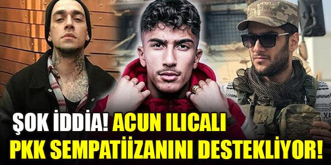 Şok iddia! Acun Ilıcalı PKK sempatiizanını destekliyor!