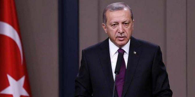 Cumhurbaşkanı Erdoğan'dan Stoltenberg'e teşekkür mesajı