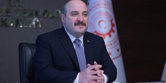Sanayi ve Teknoloji Bakanı Varank: 2020'de 773 bin otomobil ve ticari araç satıldı