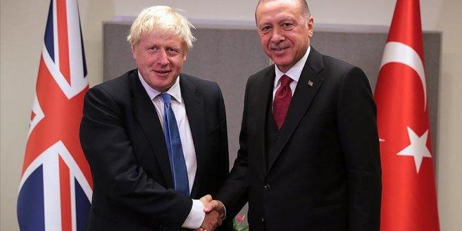 Erdogan i Johnson razgovarali telefonom