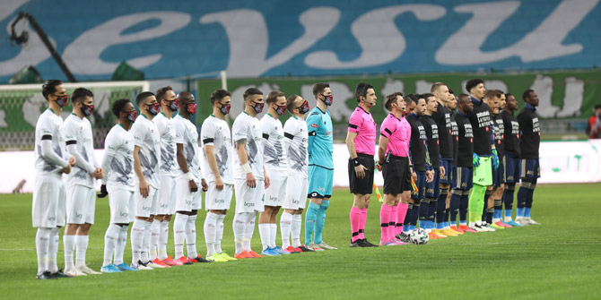 Konyaspor'un kadrosunda 4 değişiklik