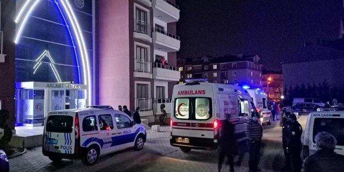 Konya'da 10 yaşındaki oğlunu boğarak öldüren baba adliyede