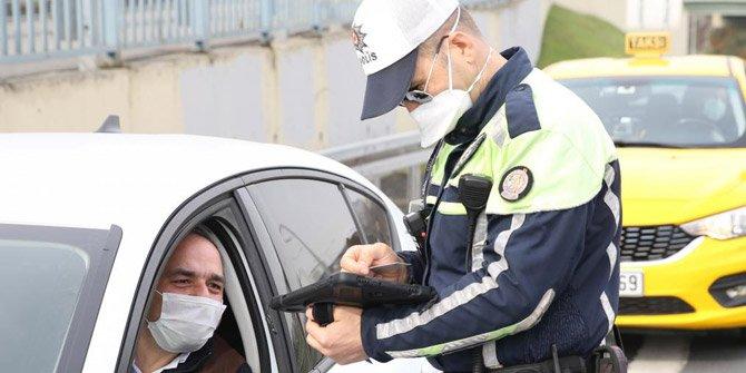 Karapınar'da Kovid-19 tedbirlerini ihlal eden 112 kişiye para cezası