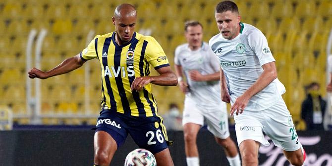 Konyaspor'da Kravets 8. golünü attı