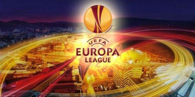 UEFA Avrupa Ligi gecenin sonuçları
