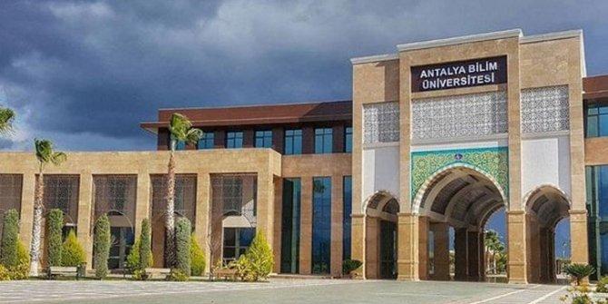 Antalya Bilim Üniversitesi 15 Akademik Personel alıyor