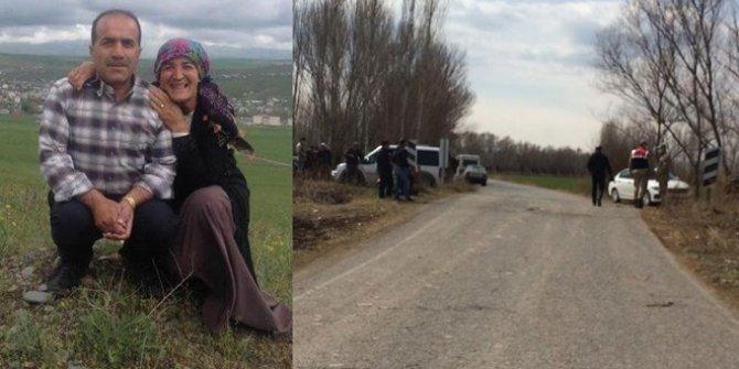 Kayıp çiftin araçta cansız bedenleri bulundu