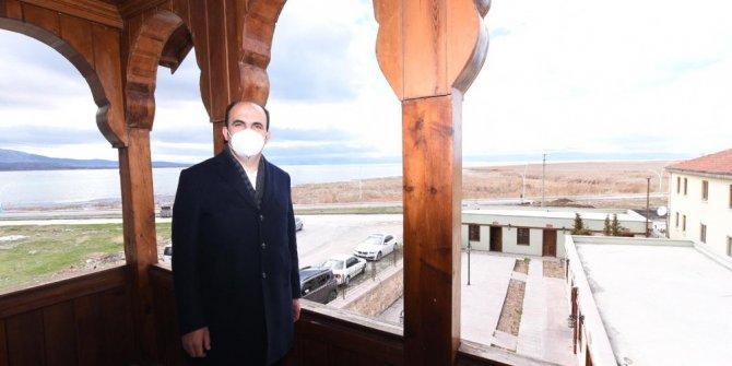 Beyşehir'de Büyükşehir Başkanlık Çalışma Ofisi açıldı