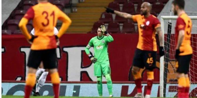 Galatasaray'da korkutan istatistik! Son 4 maçta...