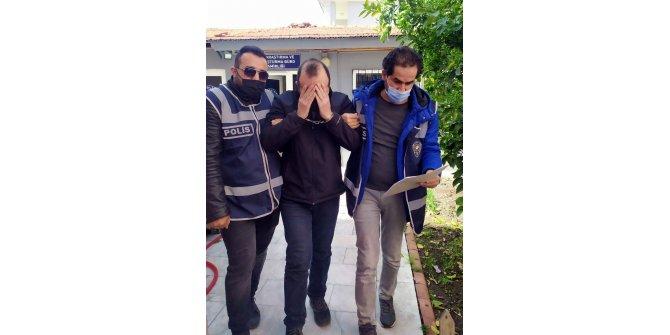 Baba katili 16 yıl sonra  Muğla'da yakalandı