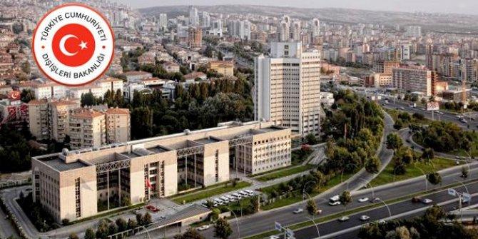 """Dışişleri'nden """"İstanbul Sözleşmesi"""" için gelen uluslararası tepkilere yanıt"""