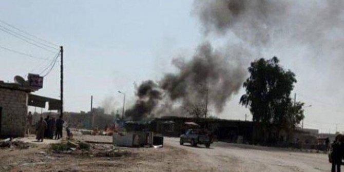 Rasulayn'da patlama: 4 ölü, 9 yaralı
