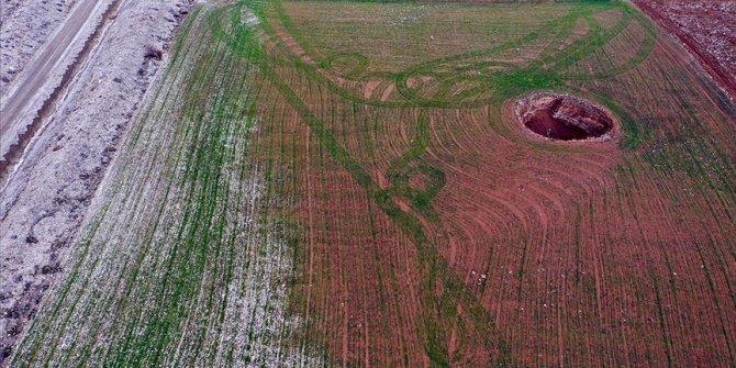Hızlı obruk oluşumuna karşı tarımsal ve endüstriyel su kullanımına düzenleme isteniyor