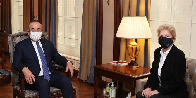 Çavuşoğlu: Kıbrıs'ta gerçekçi çözüm iki devletin egemen eşitliğine dayalı iş birliğidir