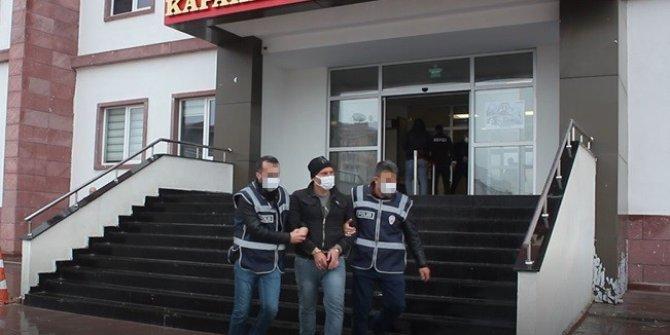 20 yıl yatarı olan cezaevi firarisi temizlikçi kılığında yakalandı