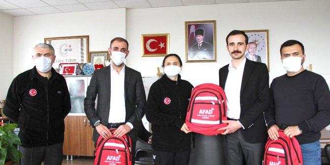 AK Gençlik'ten Tosun'a ziyaret