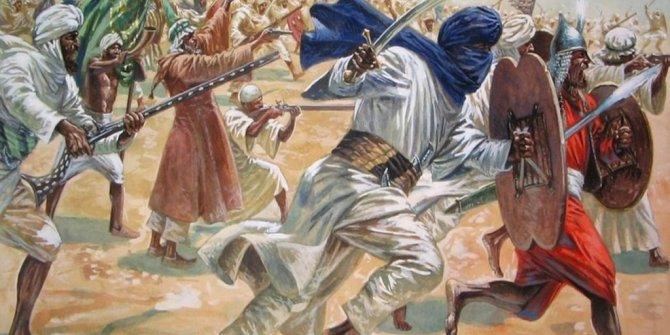 Okçular Tepesini Terk Etmeyin! Uhud Savaşı