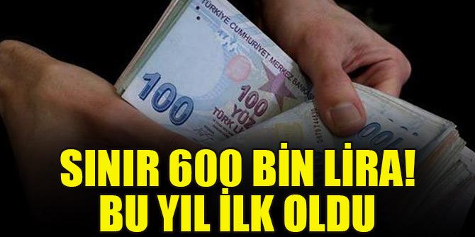 600 bin lirayı aşan gelire ilk beyanname