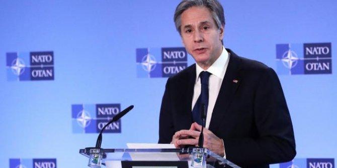 Blinken: Türkiye'nin NATO'ya olan bağlılığının sürmesi hepimizin çıkarına