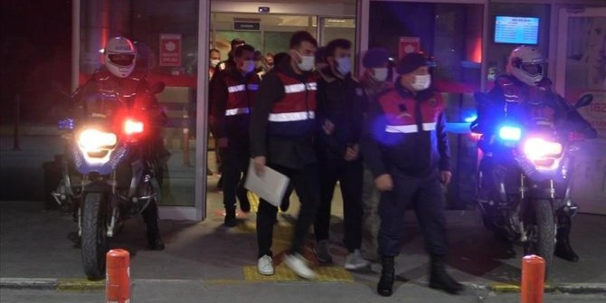 Turkey: 203 soldiers arrested over suspected FETO links