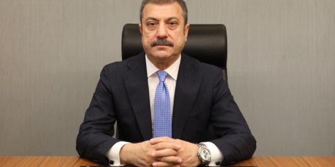 Merkez Bankası Başkanı Kavcıoğlu bankacılarla görüşecek