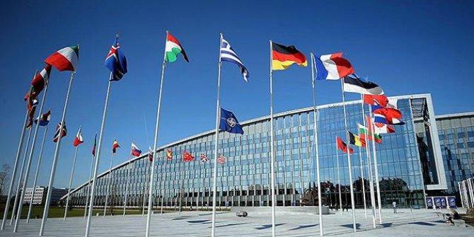 NATO dışişleri bakanları yüz yüze toplandı