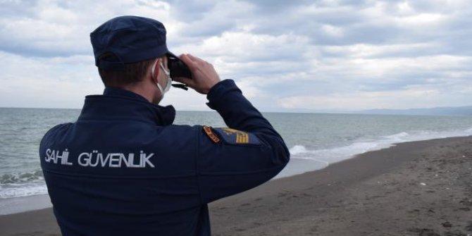 Yıl başından bu yana Türk kara sularına itilen 1975 sığınmacı kurtarıldı
