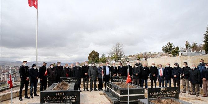Muhsin Yazıcıoğlu ve beraberindekiler, vefatlarının 12. yılında Sivas'ta anıldı