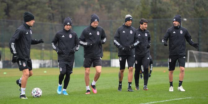 Beşiktaş Kasımpaşa maçına hazırlanıyor