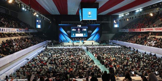 AK Parti 7. Olağan Büyük Kongresi'ne özel şarkı ve klip hazırlandı