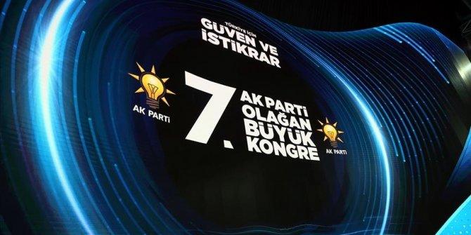 Turska: Vladajuća AK Partija održava 7. veliki redovni kongres