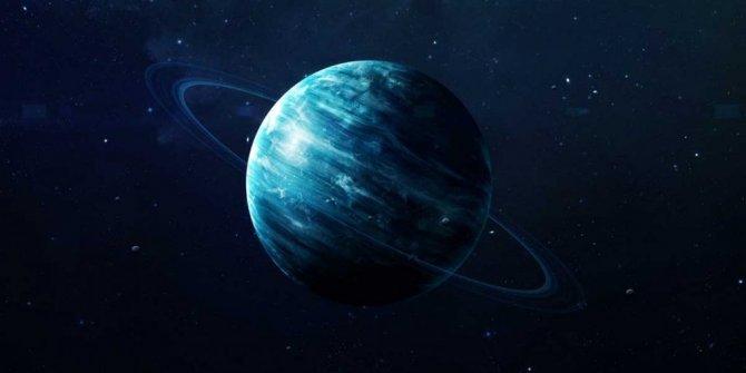Uranüs gezegeni 240  yıl önce keşfedildi