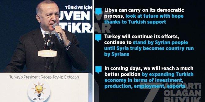 'Turkey won't turn its back on East or West'