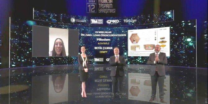 Selçuk Üniversitesine 'Mikodam Altın Ödülü'