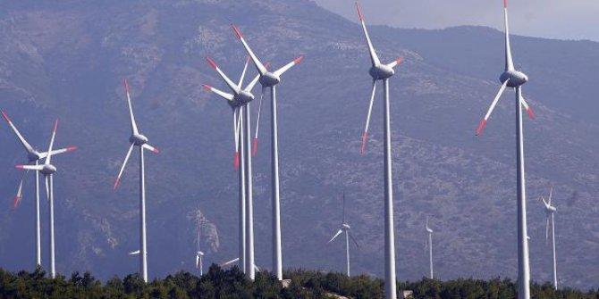 Küresel elektrik üretiminin yüzde 7'si rüzgardan