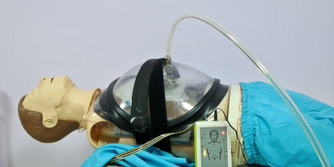 Konya'da üretilen solunum cihazı KOAH ve astım hastalarına evde tedavi imkanı sağlayacak