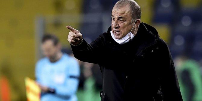 Fatih Terim'e 2 maç ceza