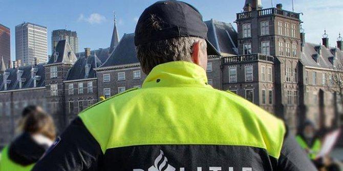 Hollanda Parlamentosunda bomba paniği