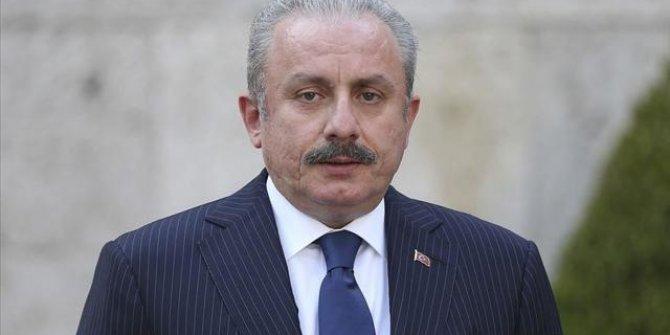 TBMM Başkanı Şentop, Muhsin Yazıcıoğlu'nu andı