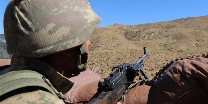 Barış Pınarı bölgesine sızma girişiminde bulunan 5 terörist etkisiz hale getirildi