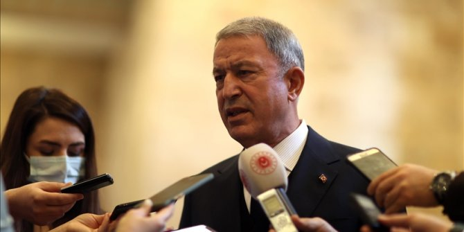 Turski ministar odbrane Akar: Na sjeveru Sirije i Iraka od 1. marta neutralizirano više od 200 terorista