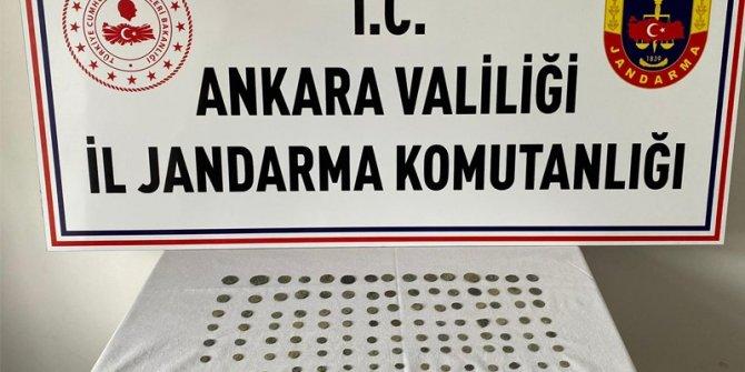 Ankara'da 'tarihi eser' operasyonu: 3 gözaltı
