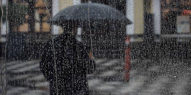 Türkiye'de bu kış yağışlar yüzde 16 azaldı