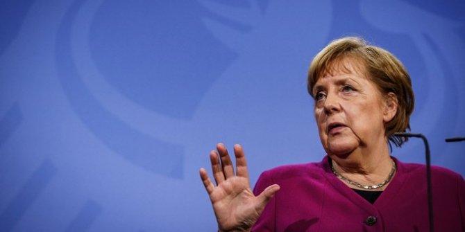 Merkel'den 'mutant virüs' uyarısı: Yeni bir salgınla karşı karşıyayız