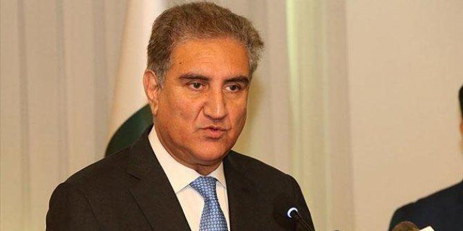 Pakistan'dan Türkiye'ye Keşmir teşekkürü